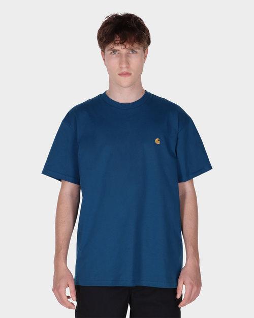Carhartt Carhartt Shortsleeve Chase T-shirt Corse/Gold