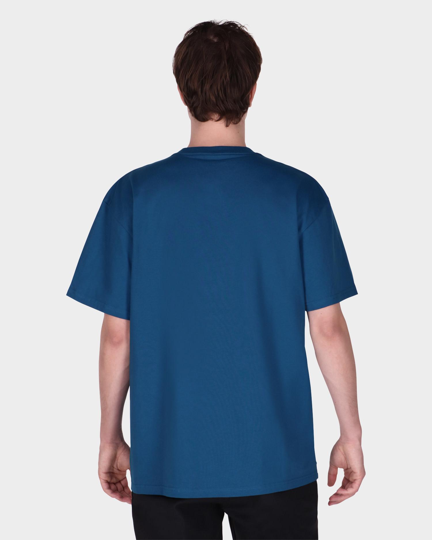 Carhartt Shortsleeve Chase T-shirt Corse/Gold