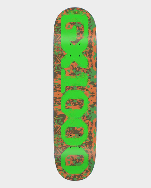 GX1000 GX1000 Deck OG Tropical Camo 8.25
