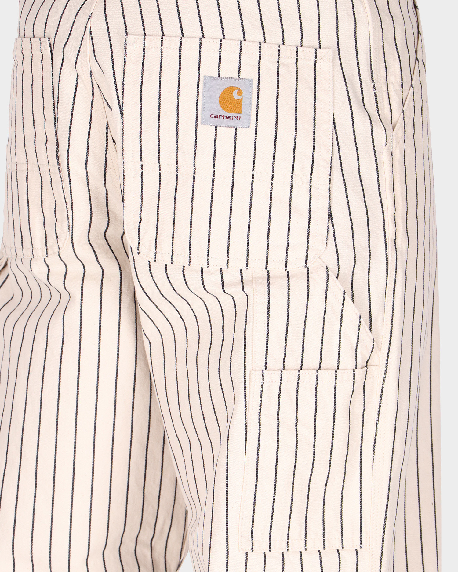 Carhartt Trade Single Knee Pant Cotton Wax/Black Rinsed