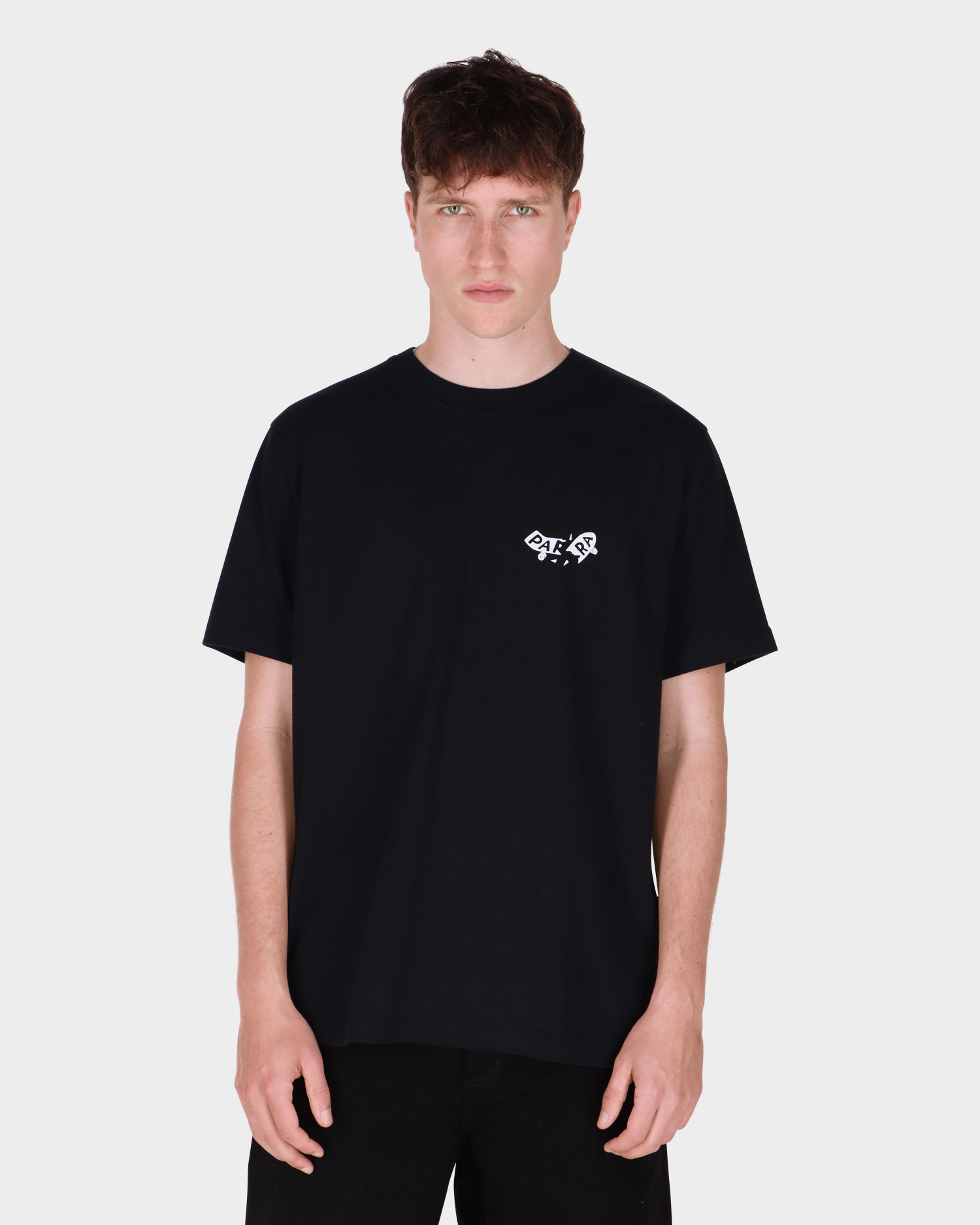 Parra Focused t-shirt Black