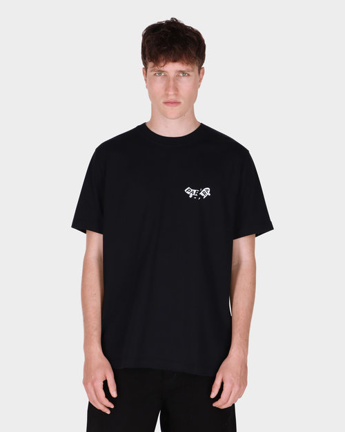 Parra Parra Focused t-shirt Black