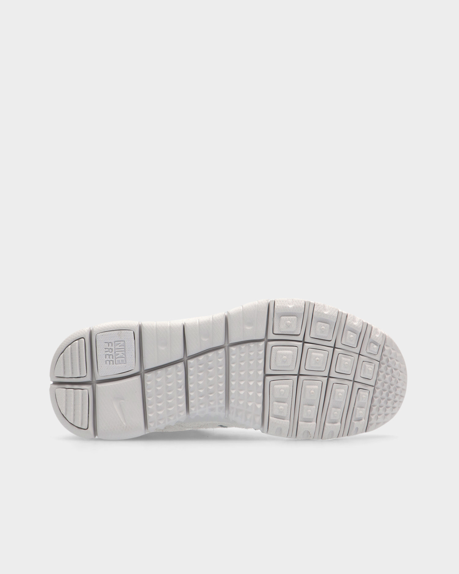 Nike Free Run Trail Neutral Grey/White-Summit White