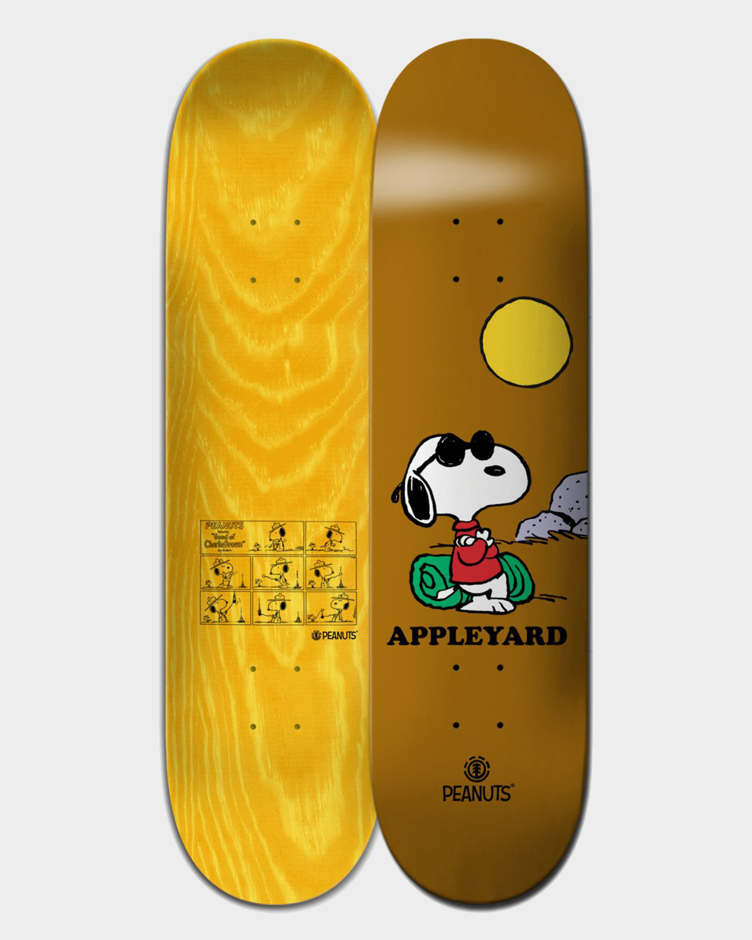 Element Deck Peanuts Joe Cool 8.28