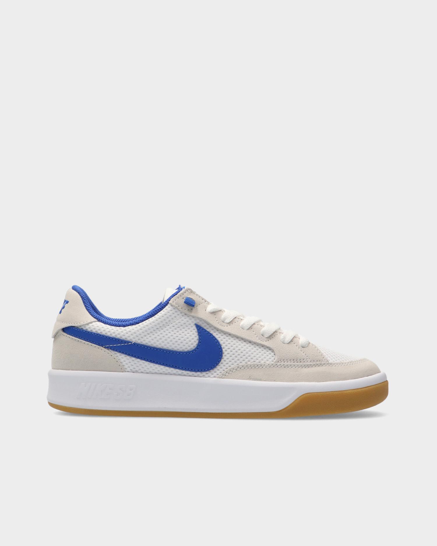 Nike SB Adversary Summit White/ Hyper Royal White