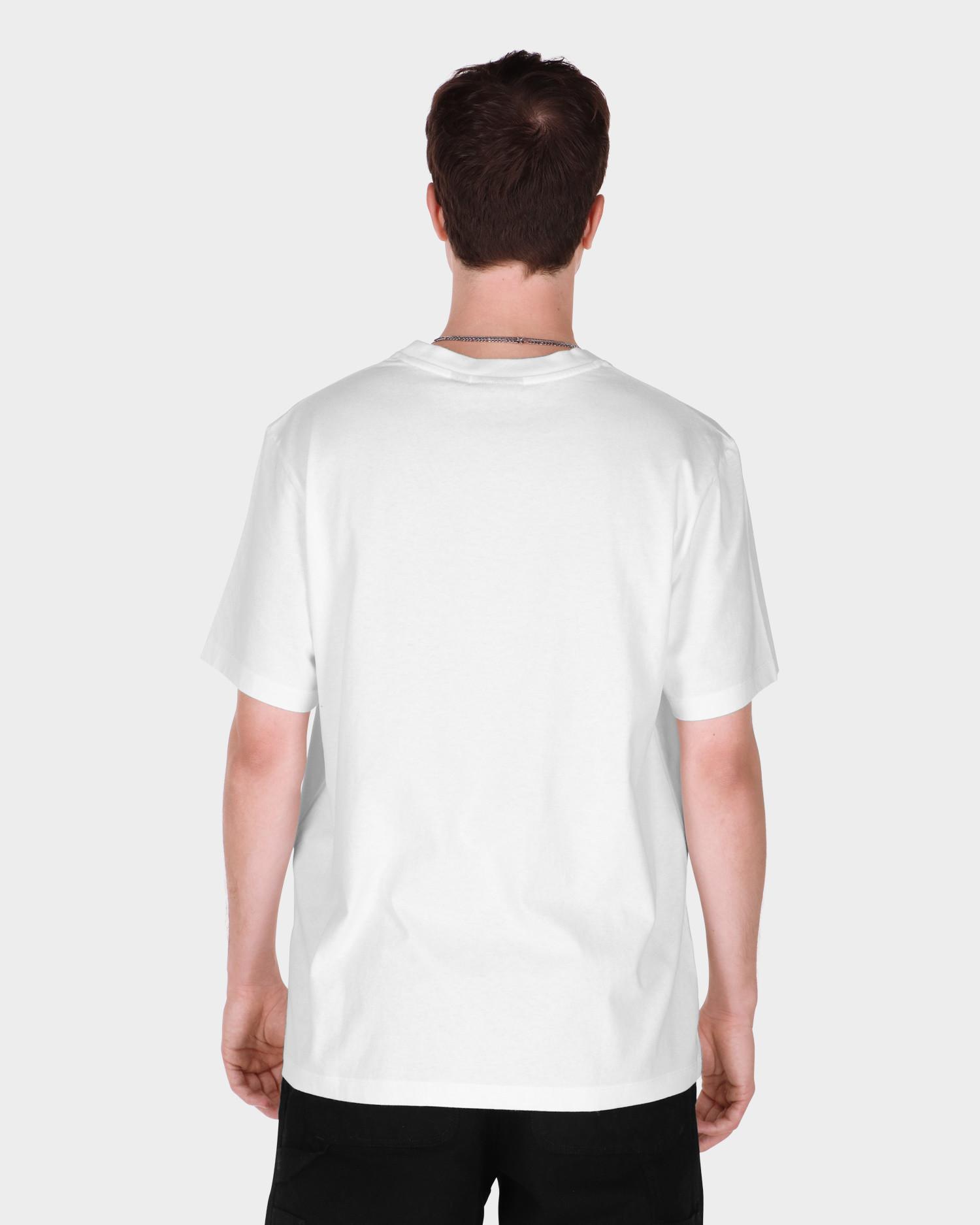 Parra Lockdown t-shirt White