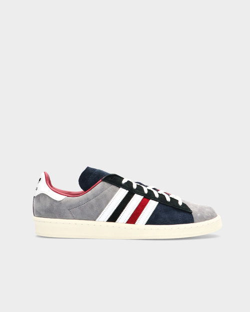 Adidas Adidas Campus 80's Collegiate Burgundy/White/Collegiate Navy