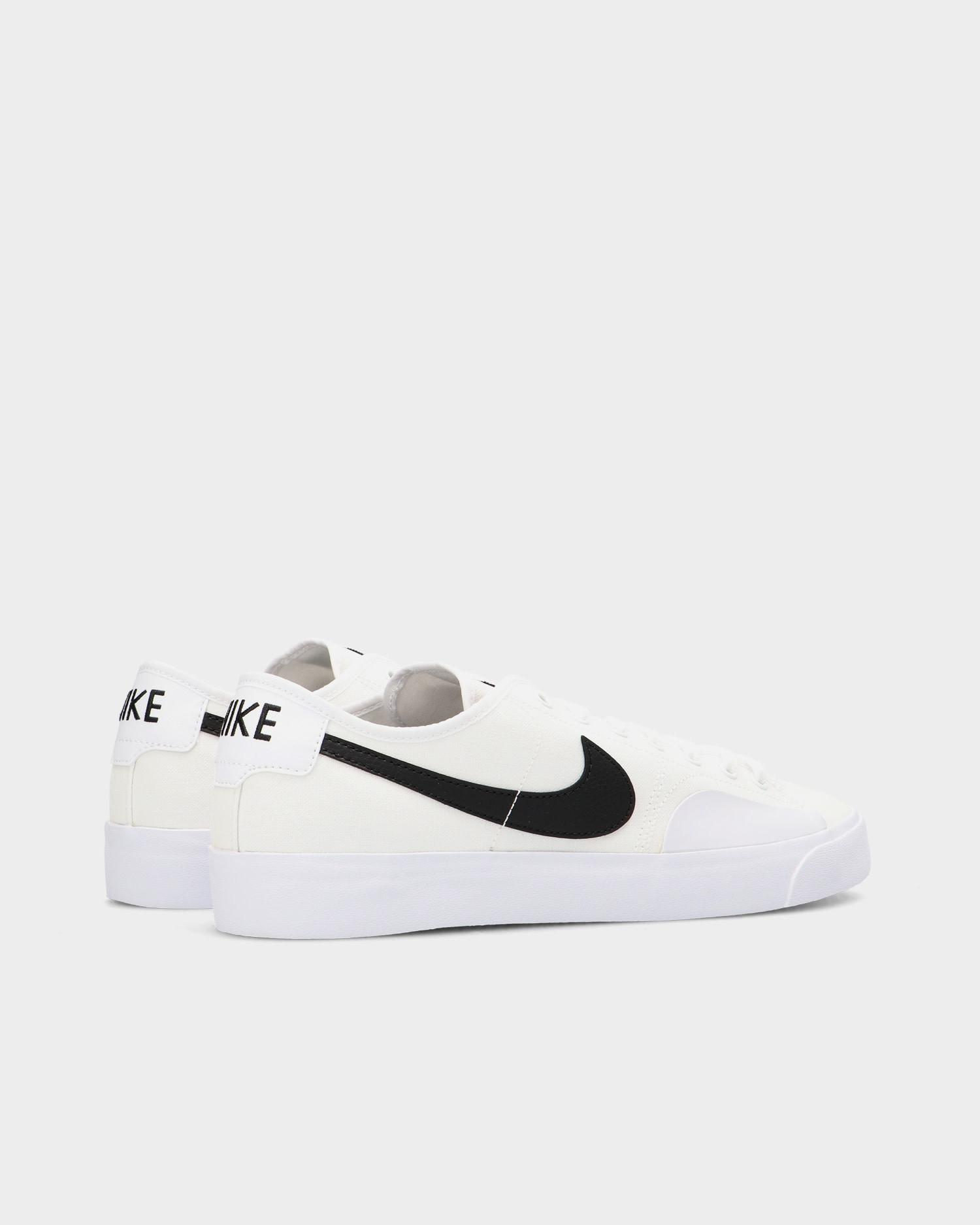 Nike SB Blazer Court White Black/White Black