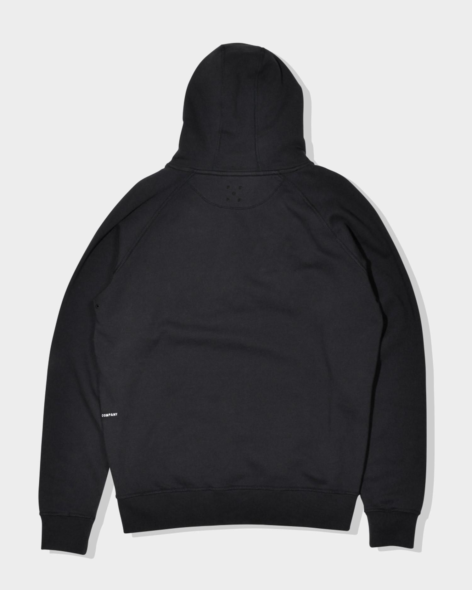 Pop Trading Co X Miffy Hooded Sweat Black