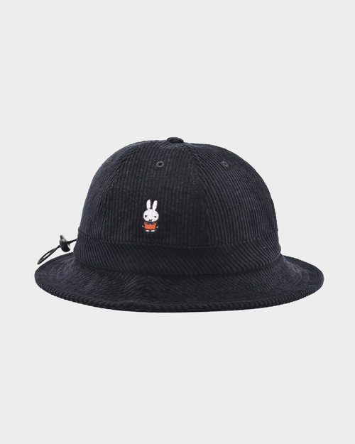 Pop Trading Co Pop Trading Co X Miffy Cord Bell Hat