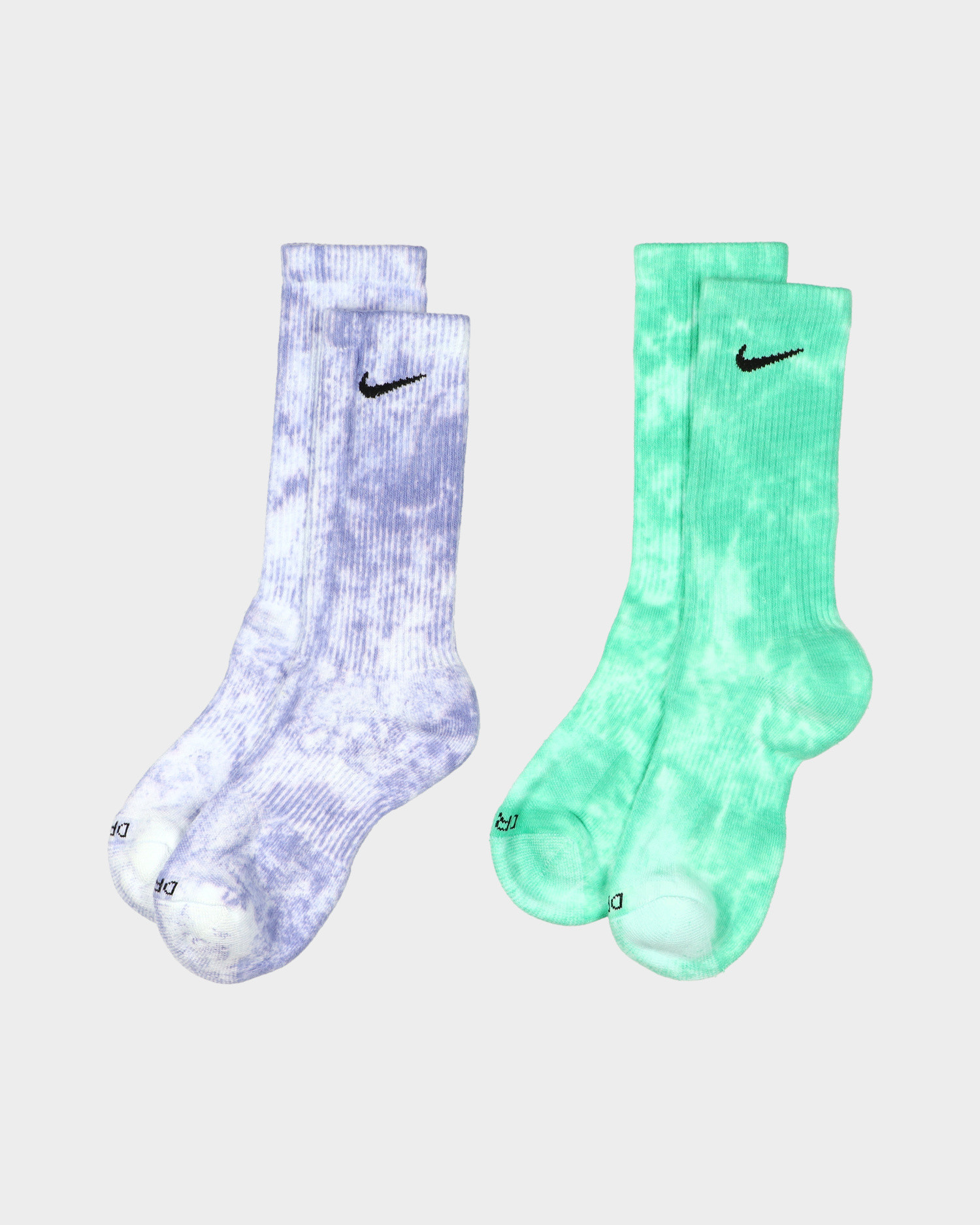 Nike Everyday Plus Socks Multi Color Green/Blue
