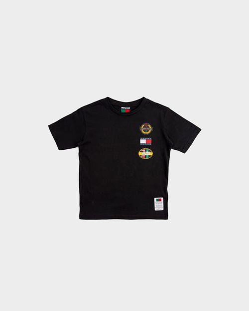 Patta Kids Patta x Tommy Flag Tee Black