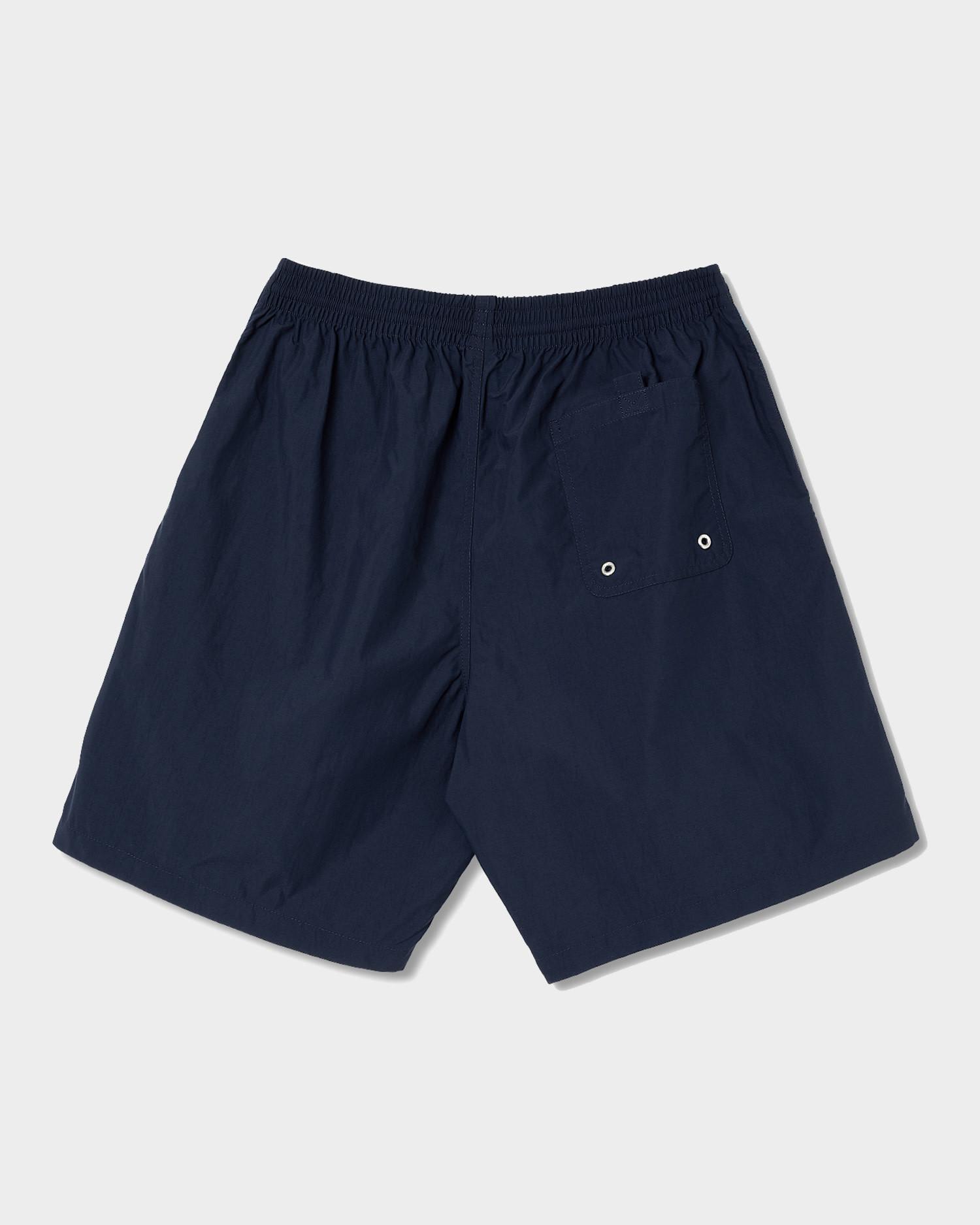 Polar Square Stripe City/Swim Shorts Navy