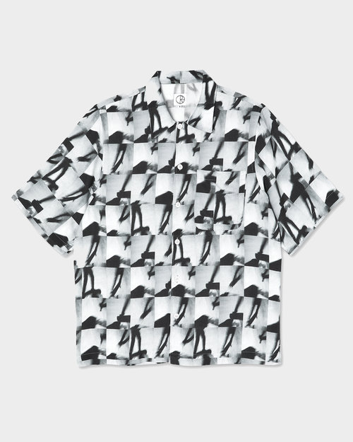 Polar Polar Sequence Art Shirt Black