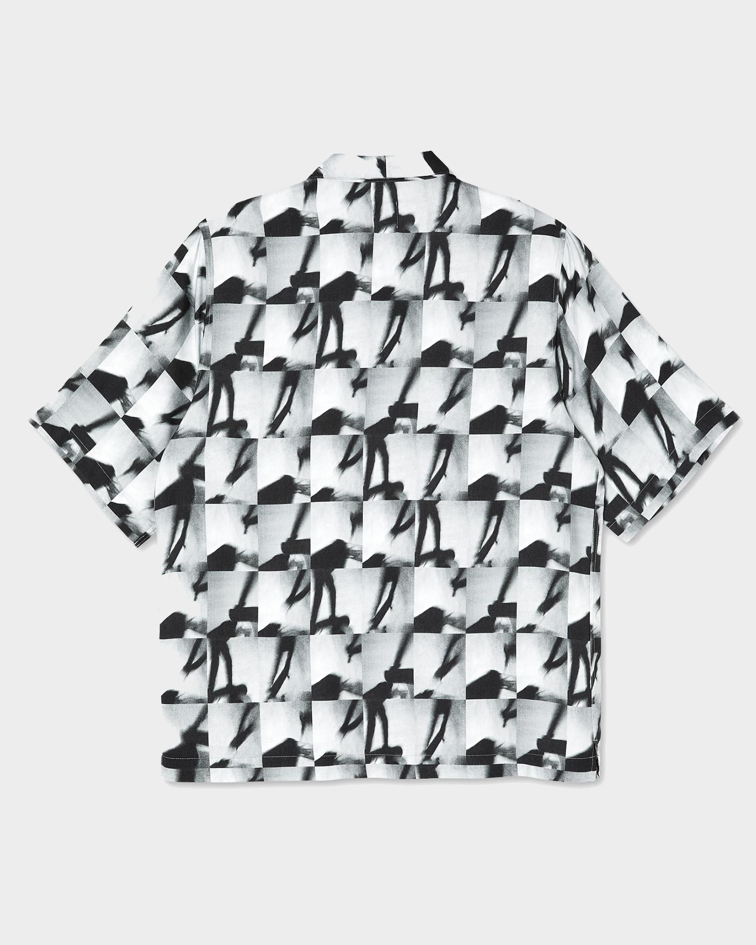 Polar Sequence Art Shirt Black