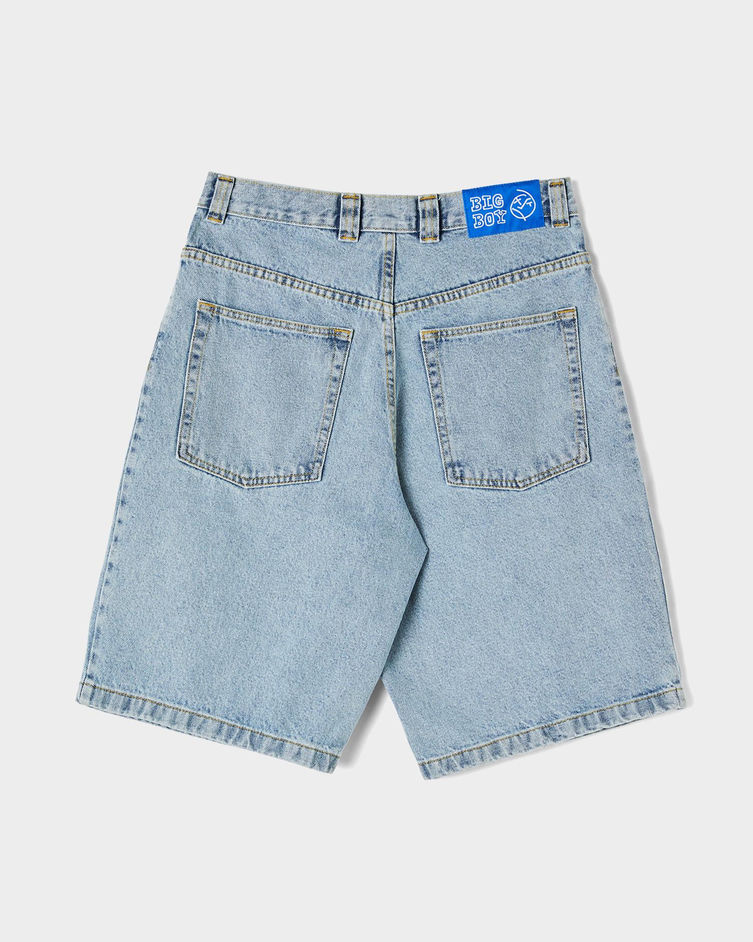 Polar Big Boy Shorts Light Blue
