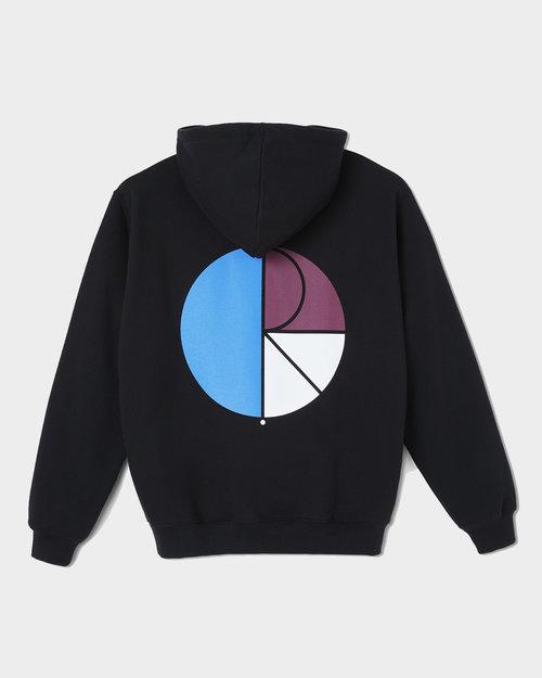 Polar Polar 3 Tone Fill Logo Hoodie Black