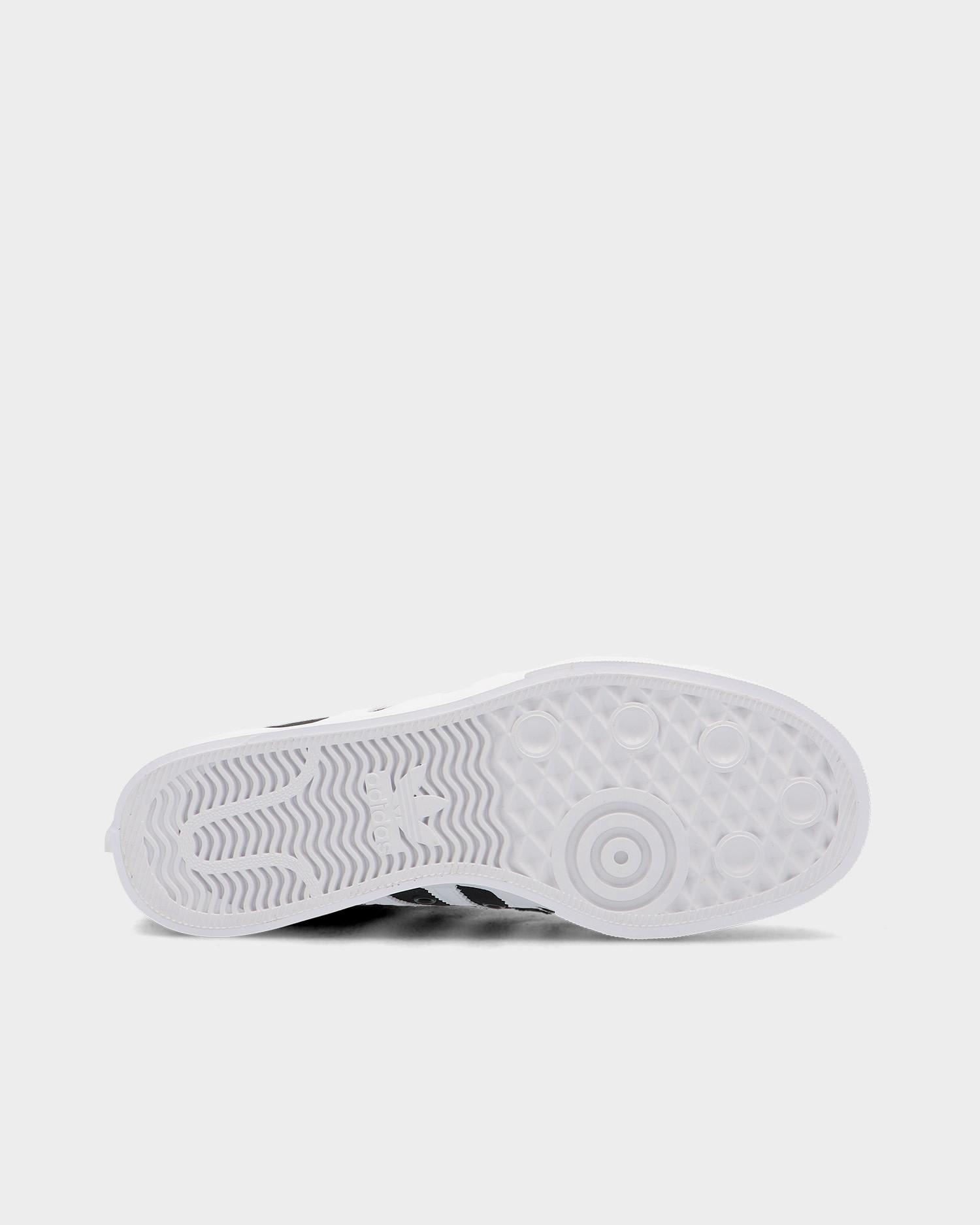 Adidas Nizza Platform Mid Cblack/Ftwwht/Ftwwht