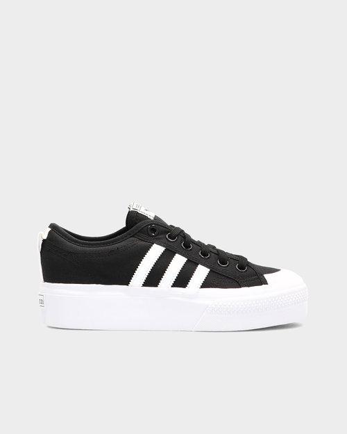 Adidas Adidas Platform W Cblack/Ftwwht/Ftwwt