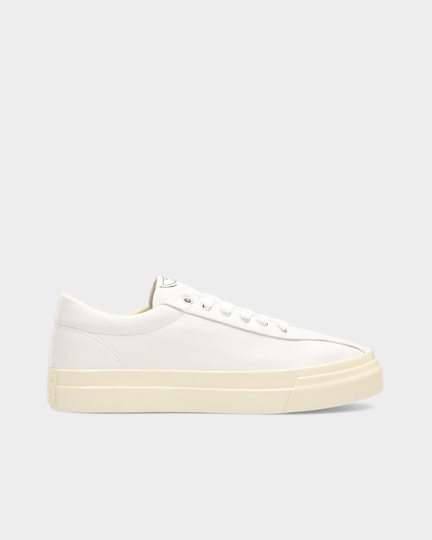 Stepney Workers Club Dellow  Leather White