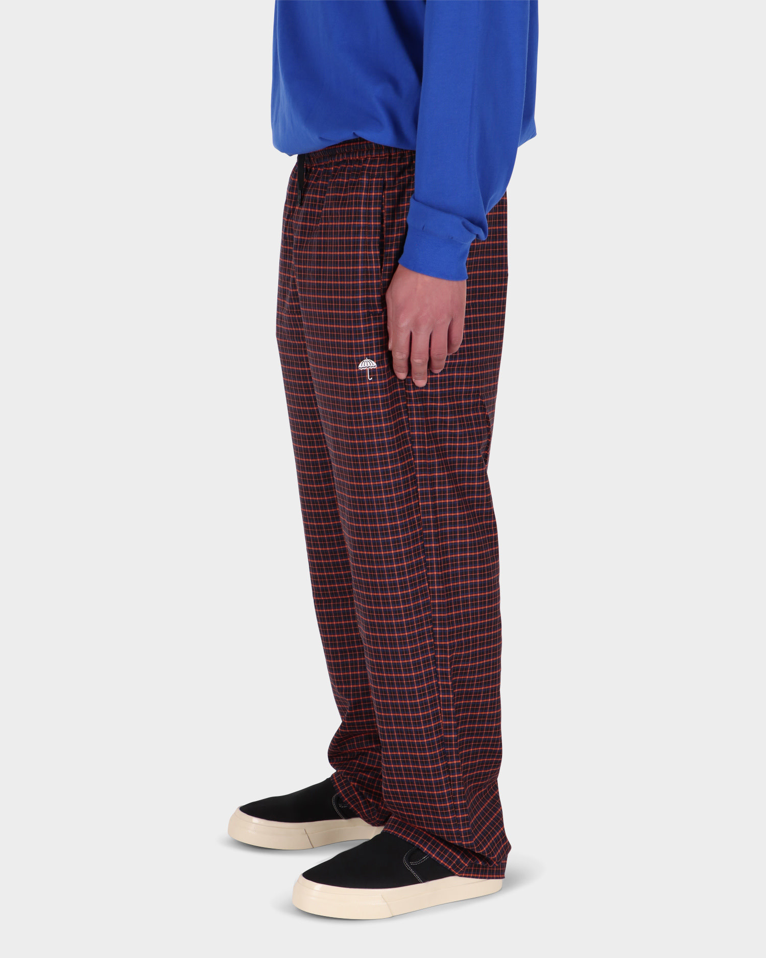Helas Check Pyjama Black
