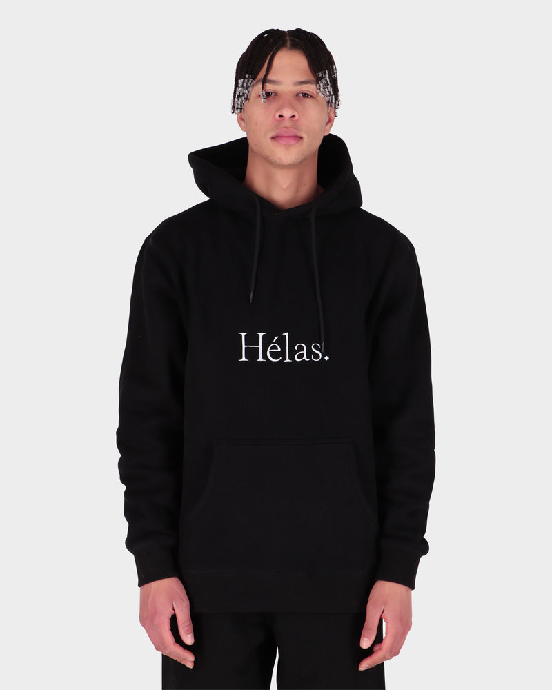 Helas Helas Class Hoodie Black
