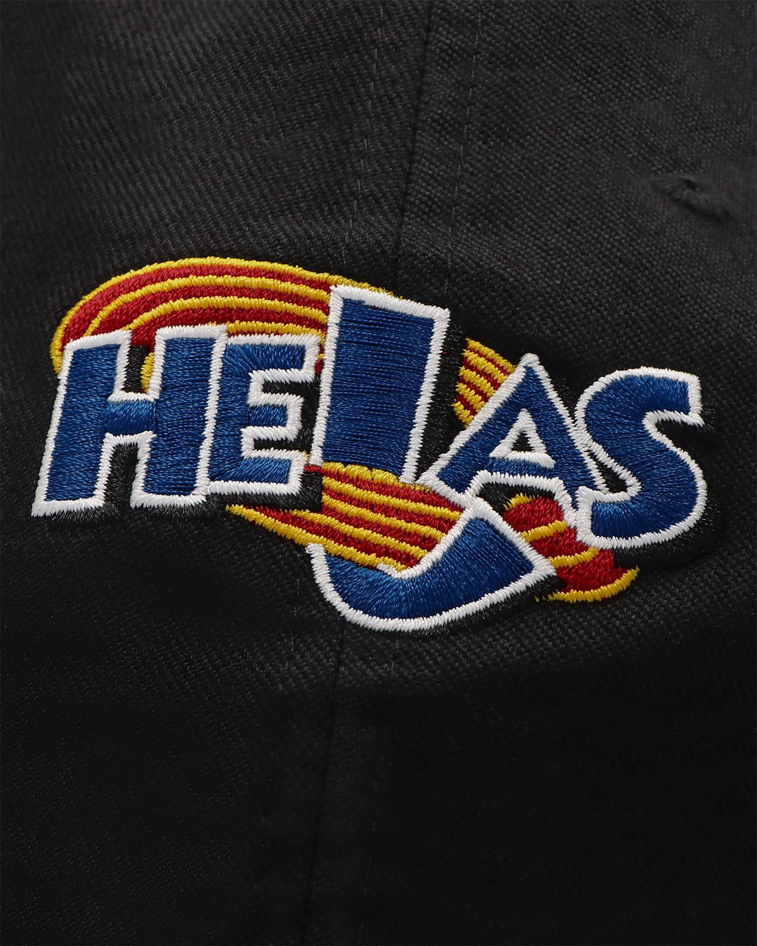 Helas Space Fam Snapback Black