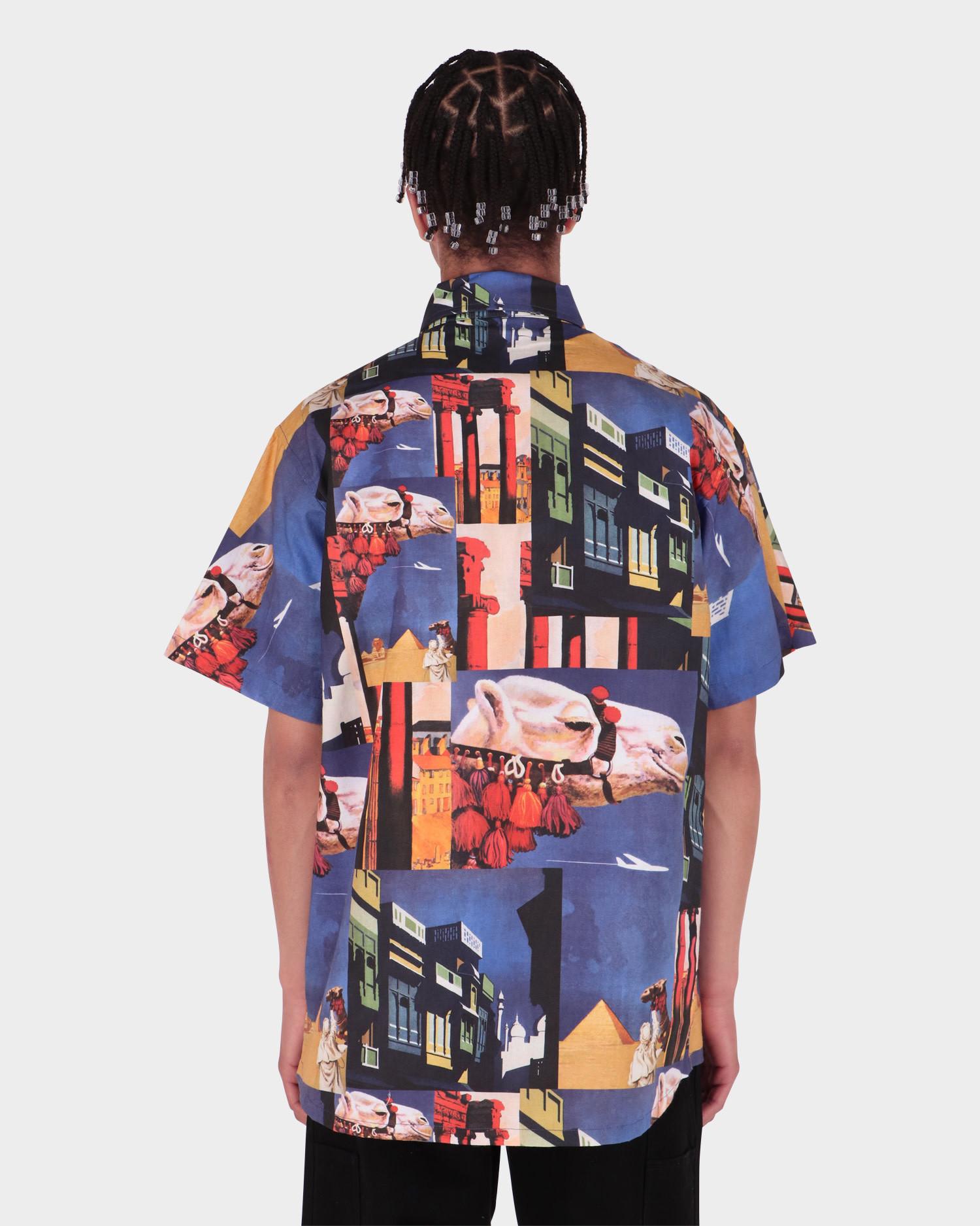 Helas Voyage Shirt Blue