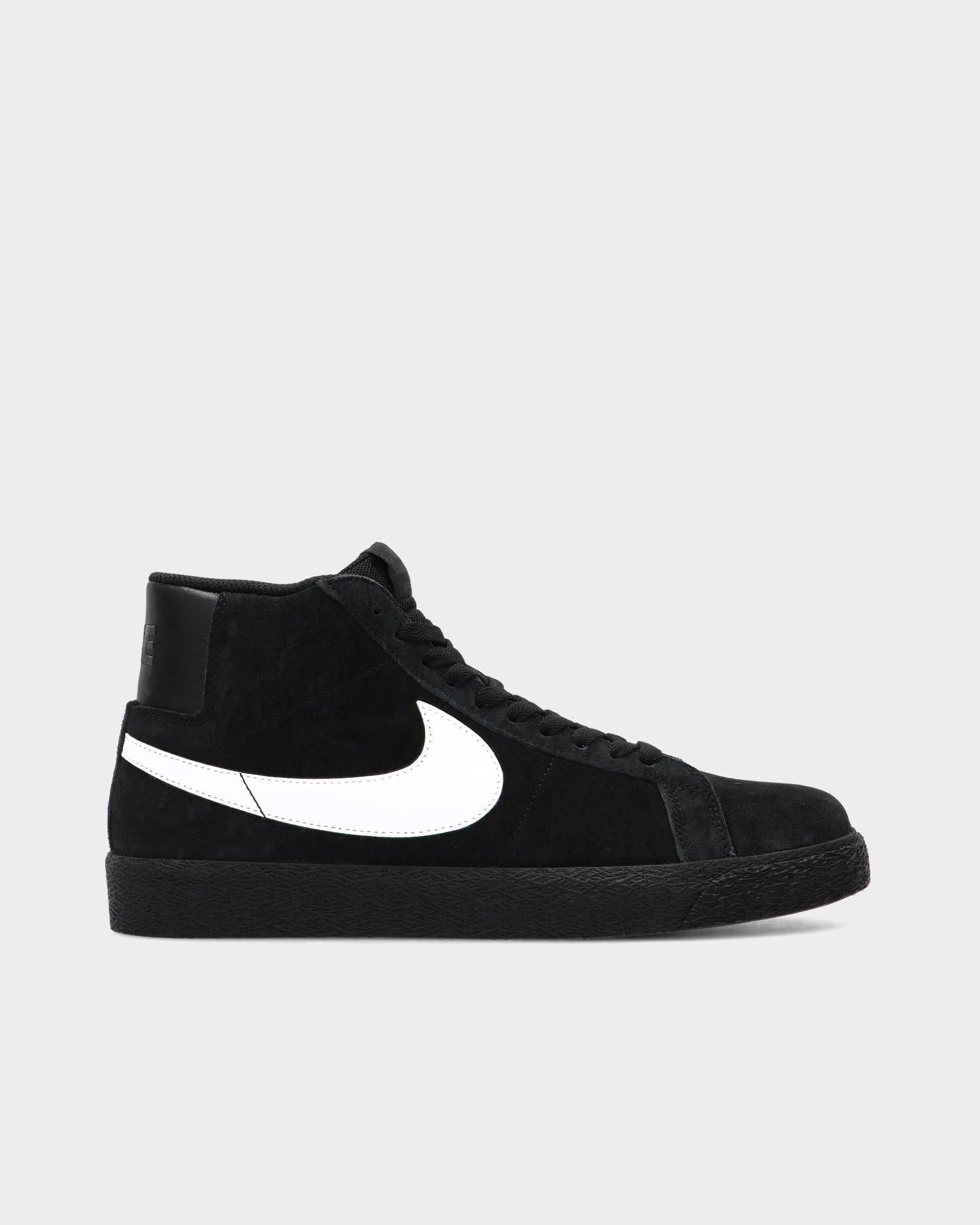 Nike SB Zoom Blazer Mid Black/White/Black