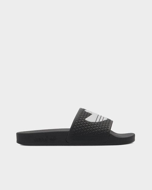 Adidas Adidas Shmoofoil Slide Cblack/Footwear White