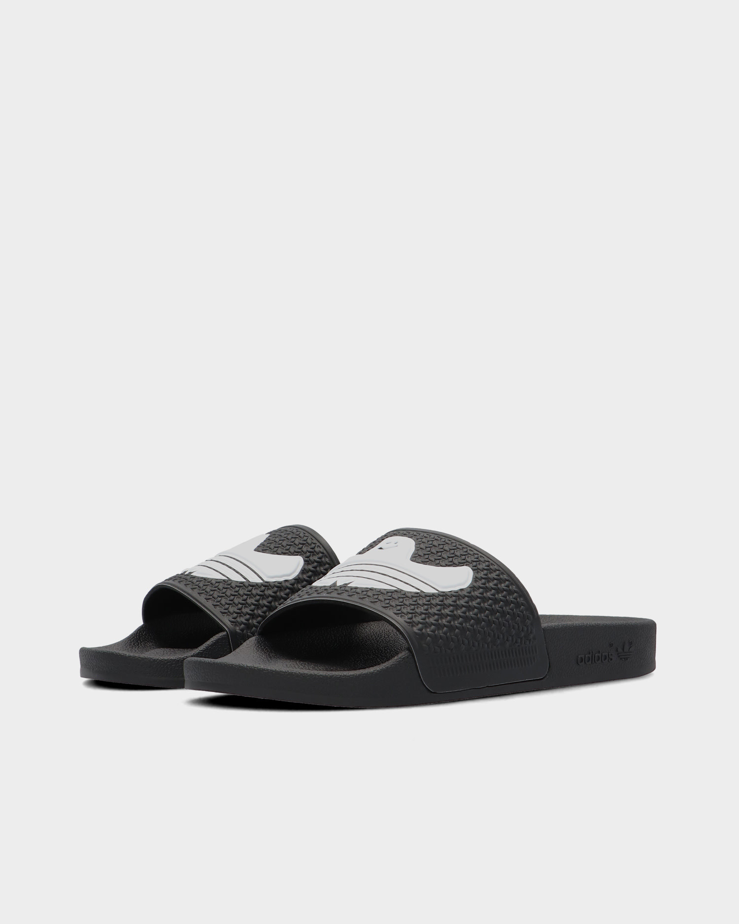 Adidas Shmoofoil Slide Cblack/Footwear White