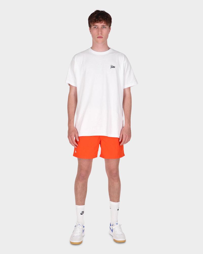 Patta Patta Basic Nylon Swim Shorts Orange