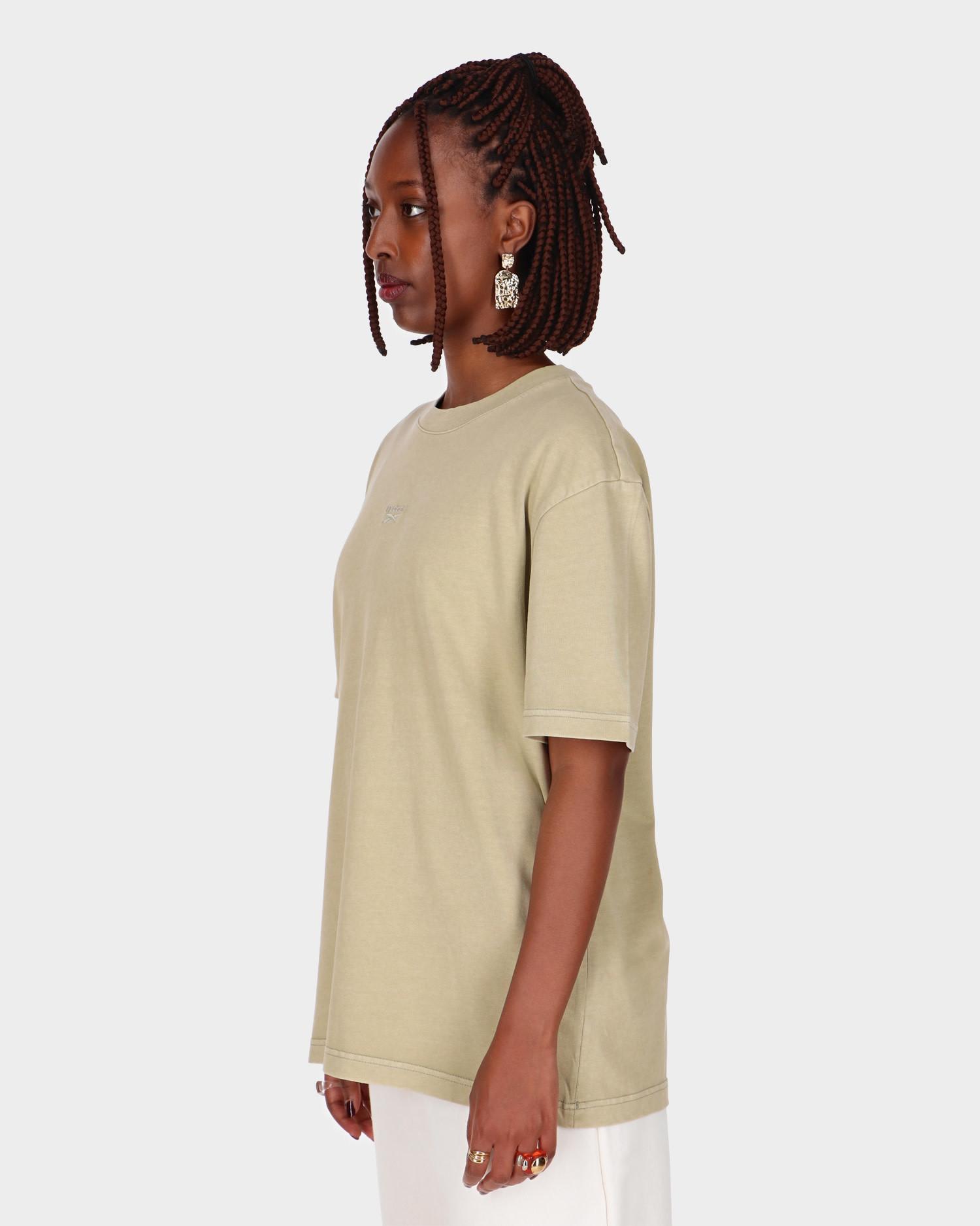 Reebok Classics Natural Dye T-Shirt Harmony Green