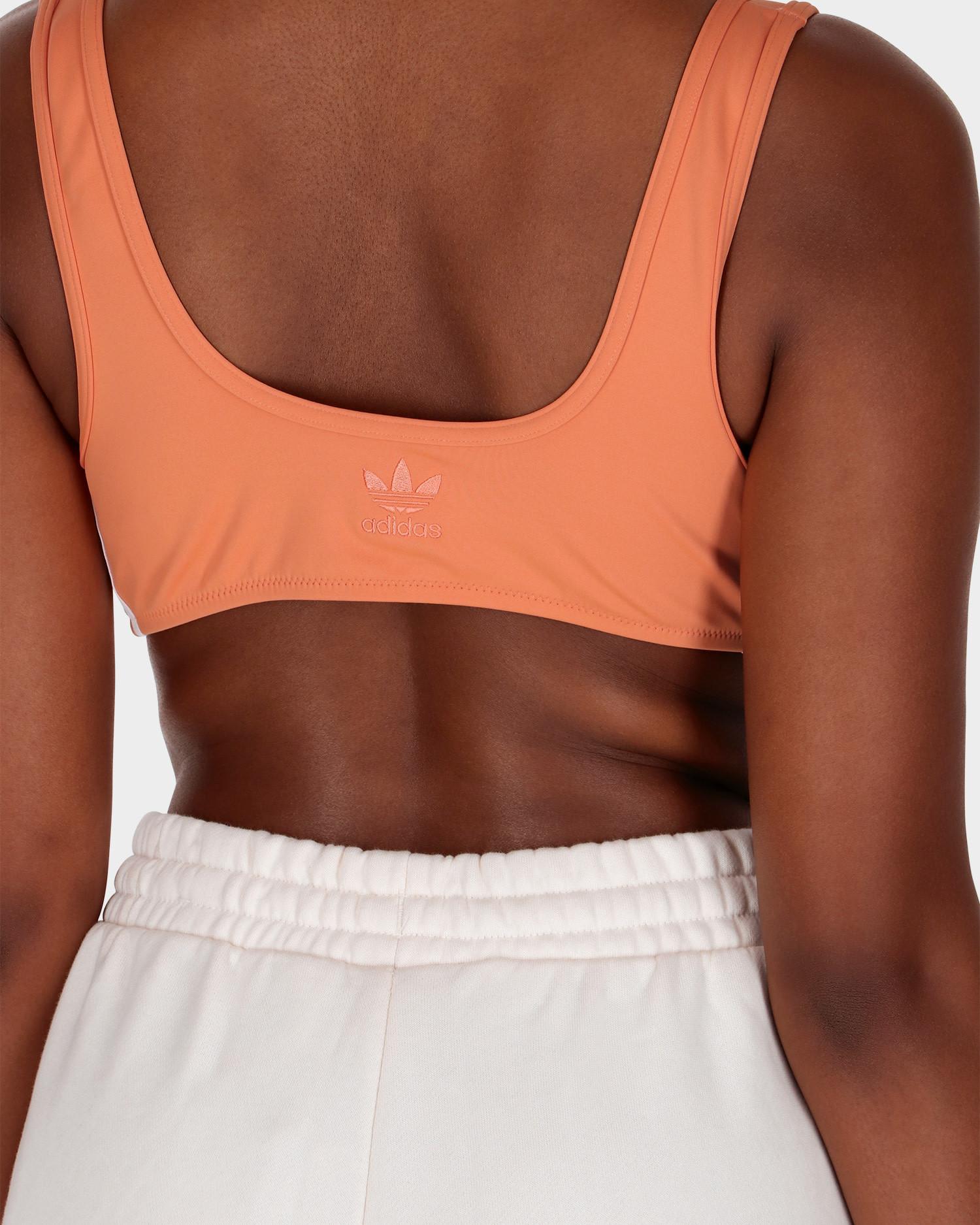 Adidas Adicolor Classics Bikini Top Hazy Copper