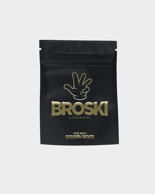 """Broski Hardware Broski Hardware Golden 1"""""""