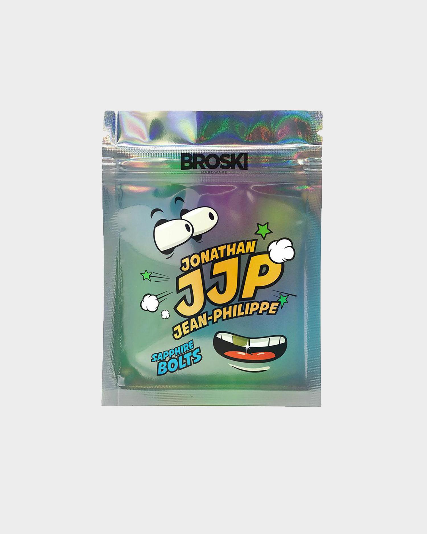 "Broski Hardware JJP 1"" Sapphire"