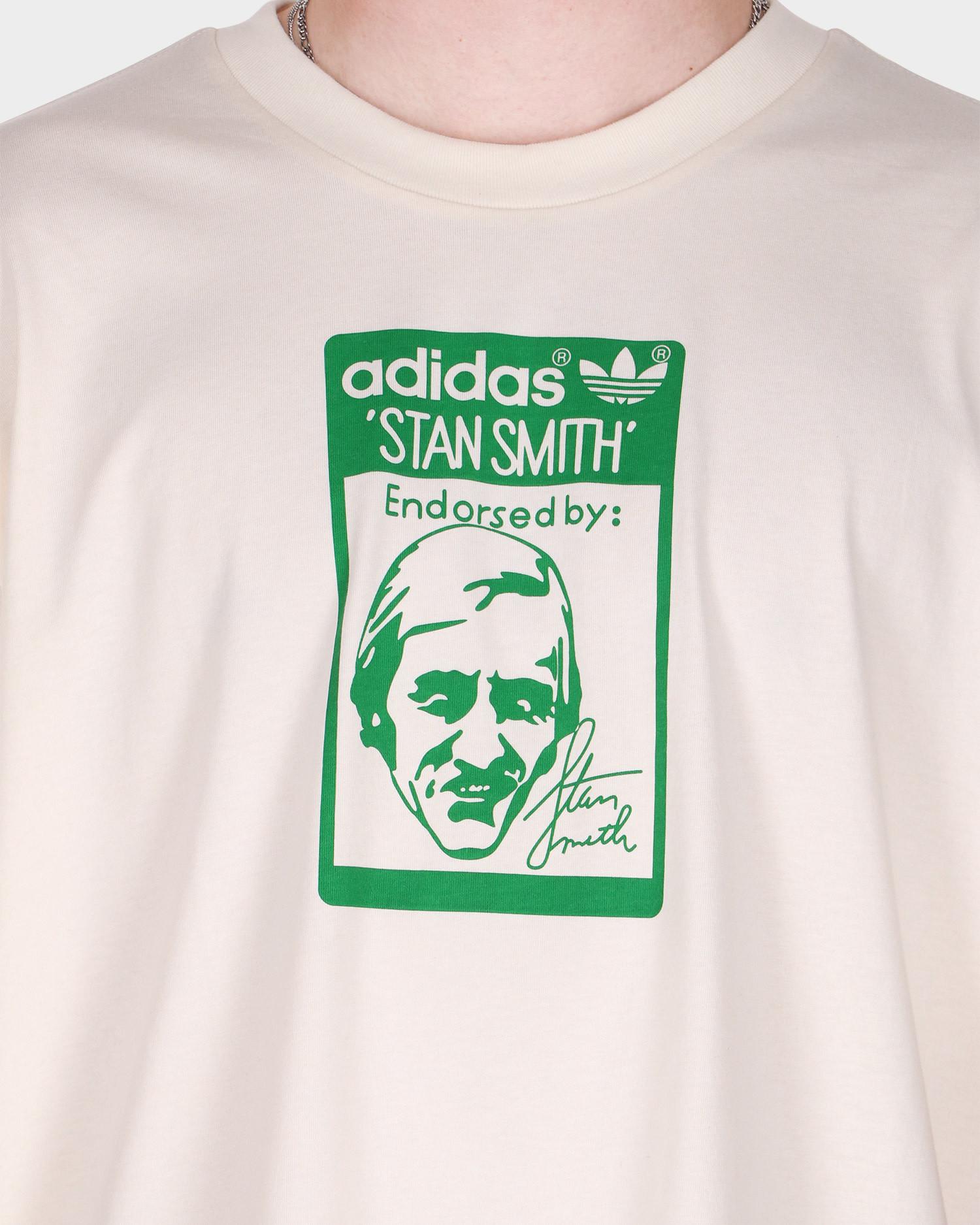 Adidas Stan Smith Tee White
