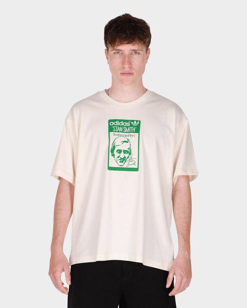 Adidas Adidas Stan Smith Tee White