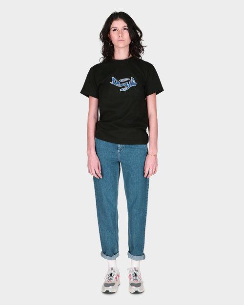 Carhartt Carhartt W' Pierce Pant Blue Stone Washed