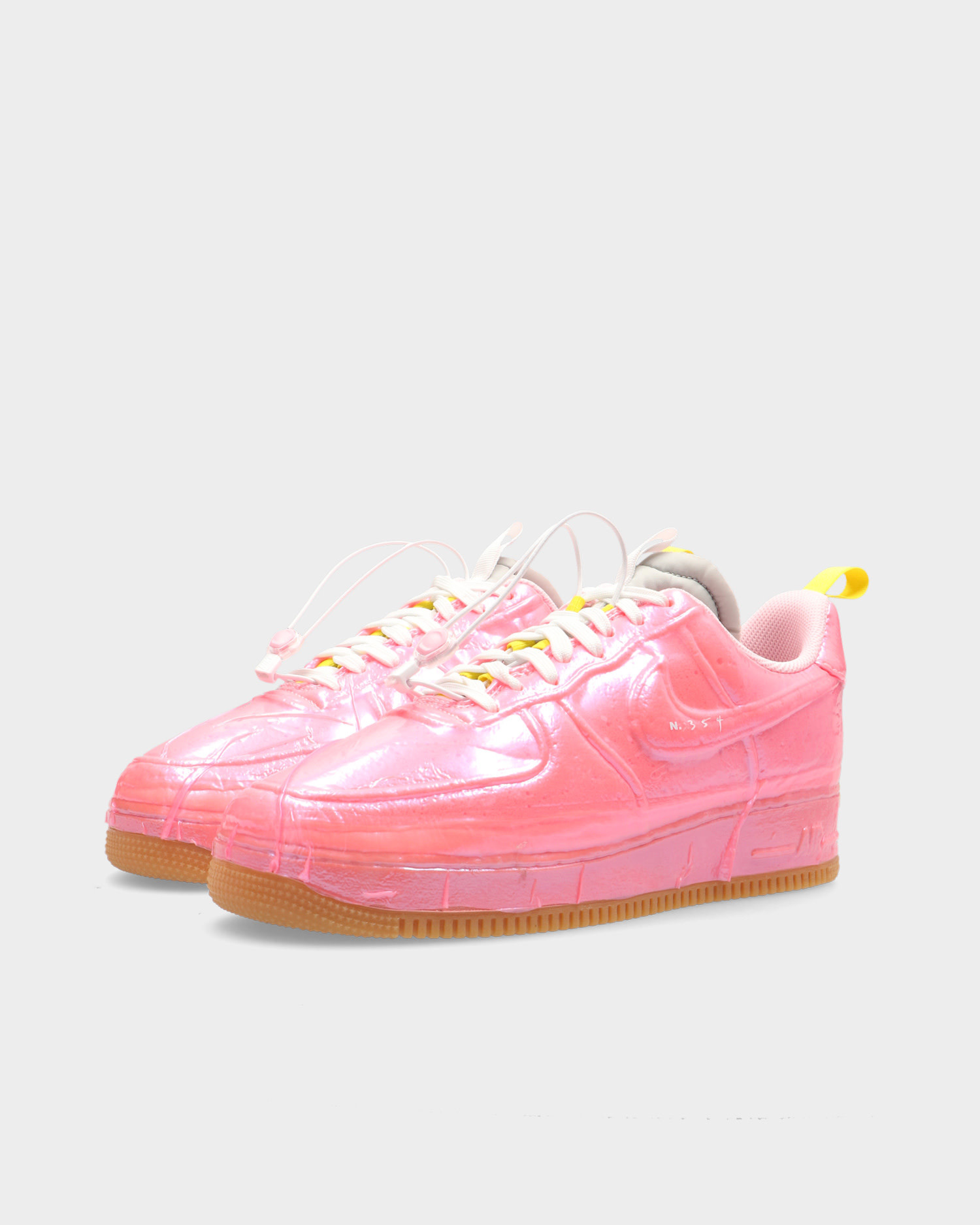 Nike Air Force 1 Experimental Racer Pink/Arctic Punch-Sail-Opti Yellow