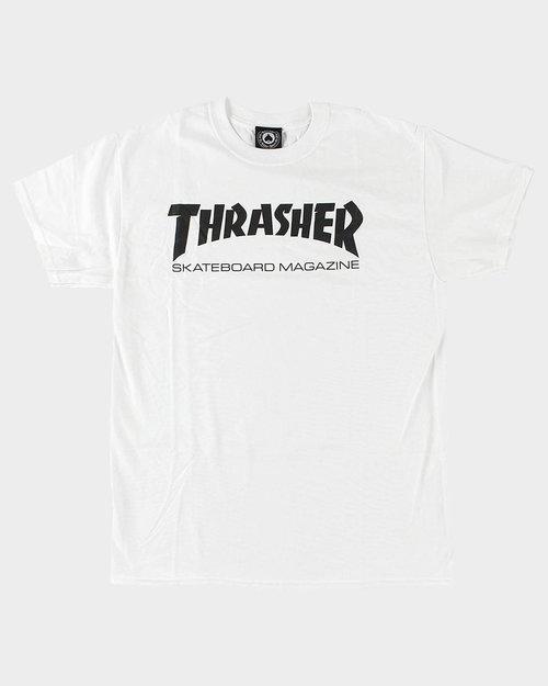 Thrasher Thrasher Youth Skate Mag Tee White