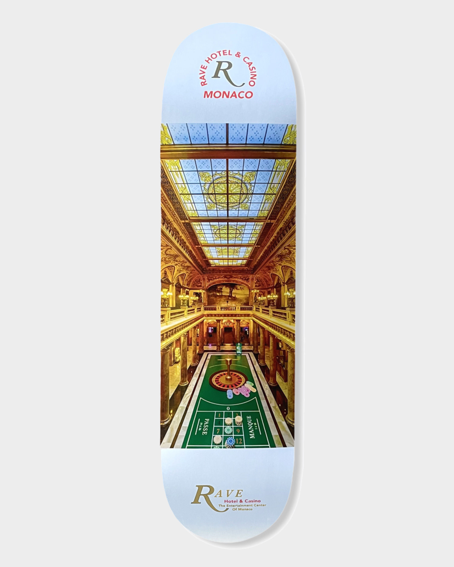 Rave RH&C Board 8