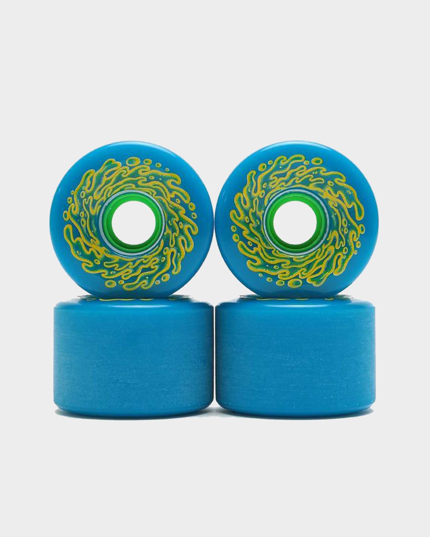 Santa Cruz OG Slime Ball 78 A 66 mm Blue Green