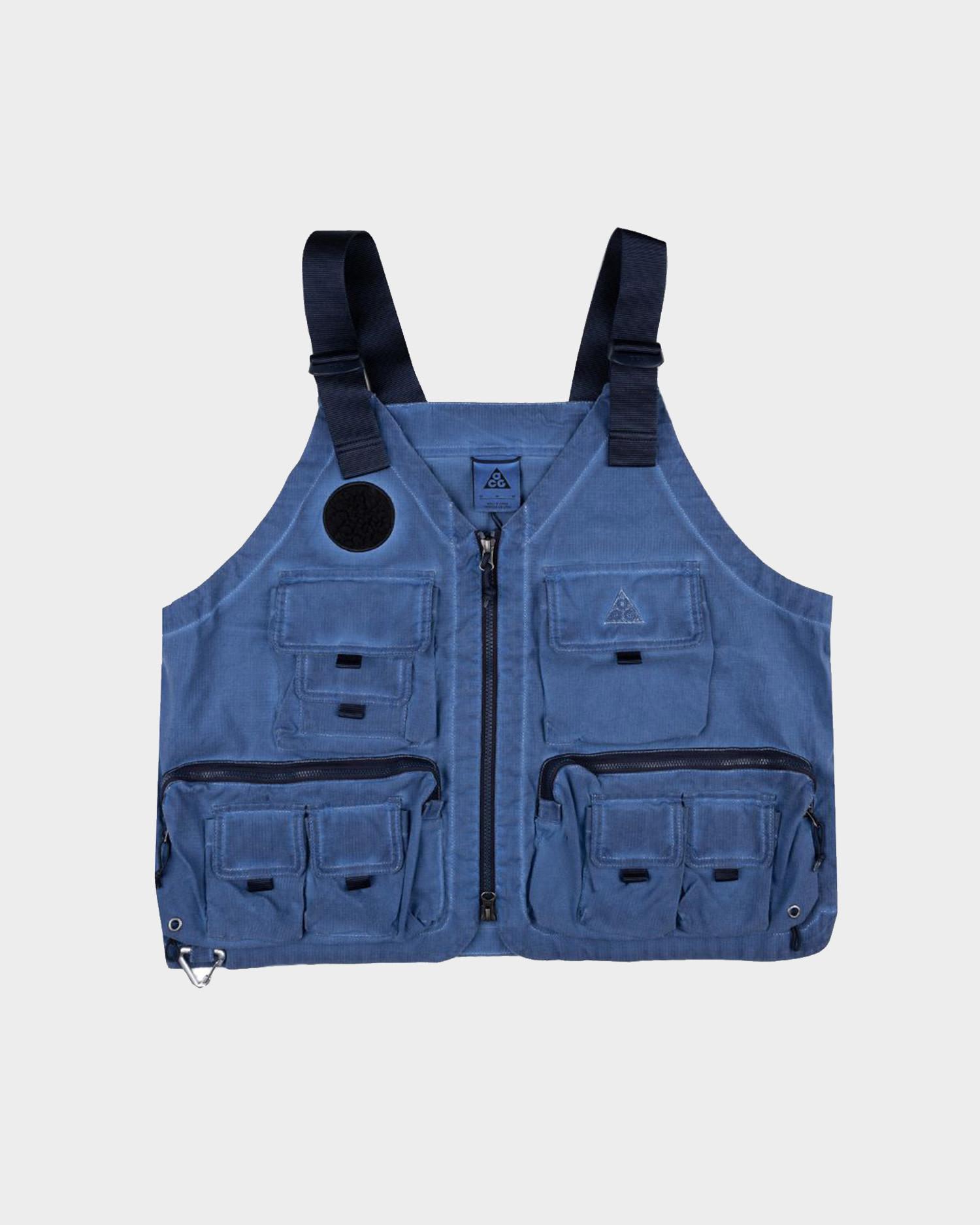 Nike ACG Watchman Peak Vest Blue Void