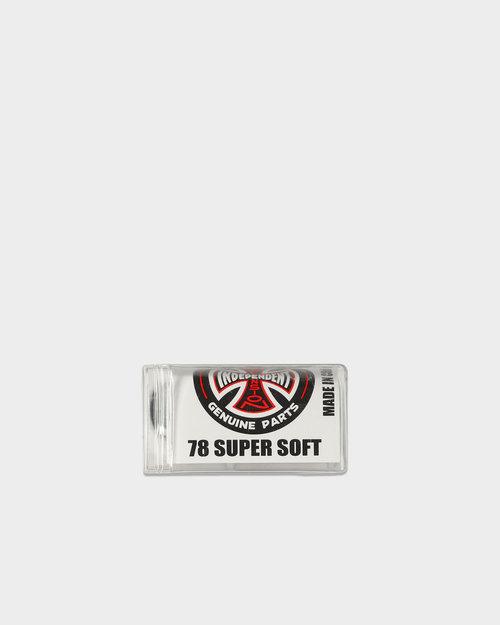Independent Independent Standard Cylinder Super Soft 78 Bushings
