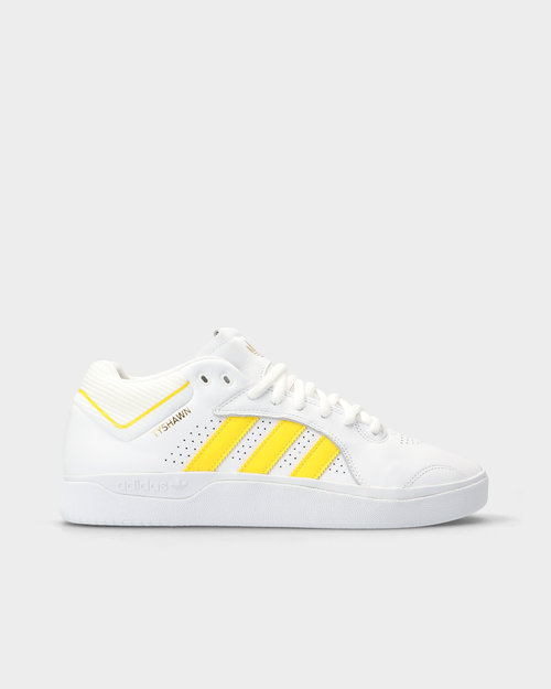 Adidas Adidas Tyshawn Footwear White /Yellow/Goldmt