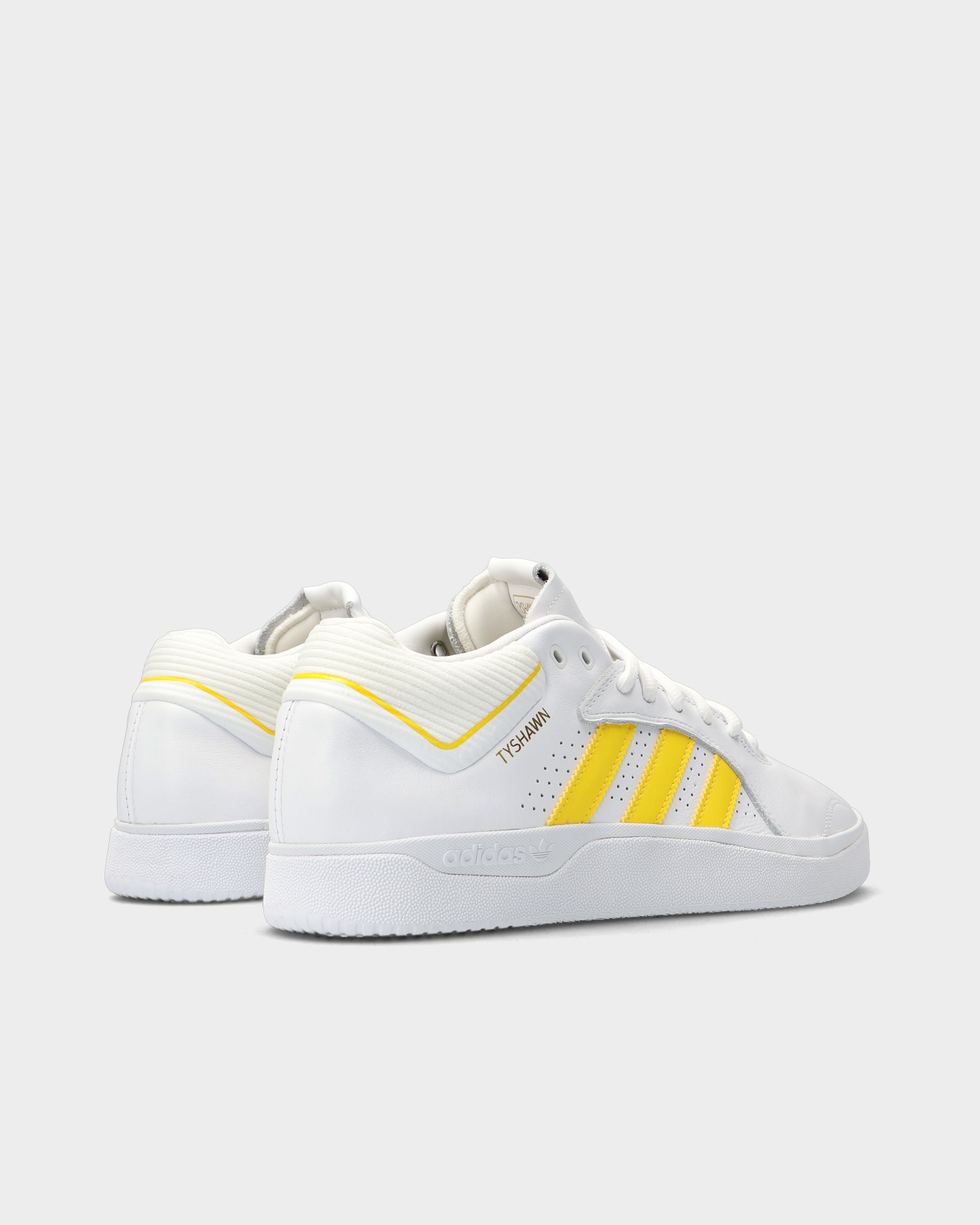 Adidas Tyshawn Footwear White /Yellow/Goldmt