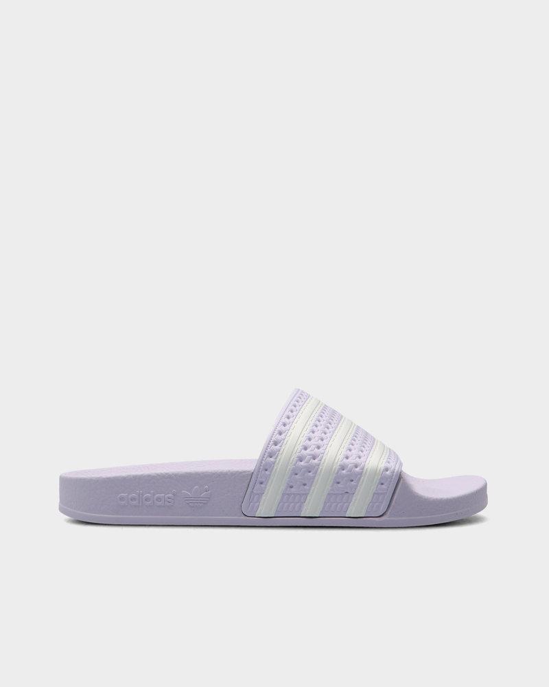 Adidas Adidas Adilette W Purple Tint/Cloud White /Purple Tint