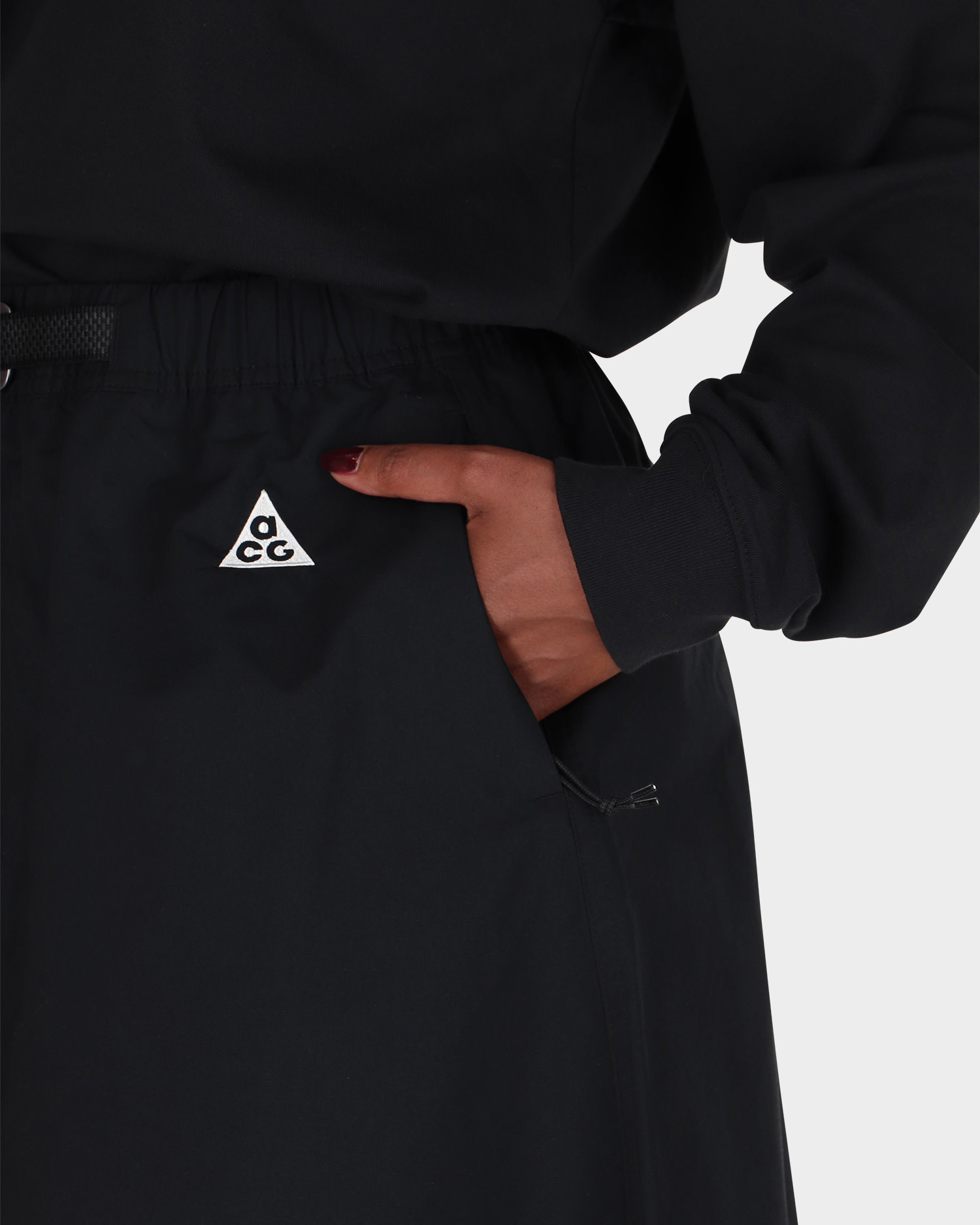Nike W NRG ACG Trail Skirt Black/Anthracite