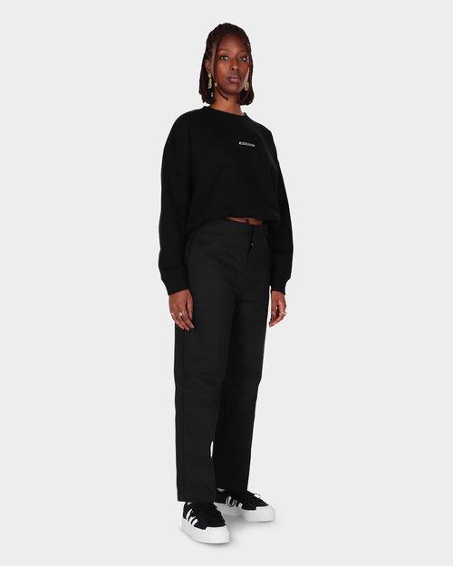 Dickies Dickies Original 874 W Cropped Pant Black